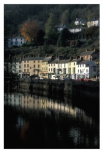 Karen Frenkel Reflections at Matlock Bath