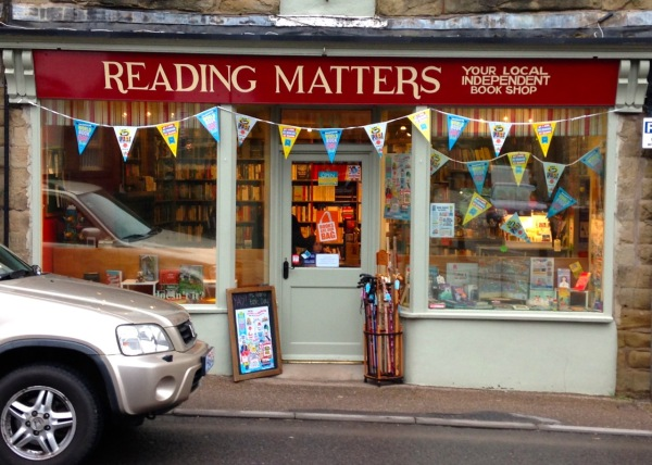 Reading Matters 2016_parking