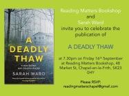 Sarah Ward Event