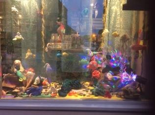 little mermaid window 3