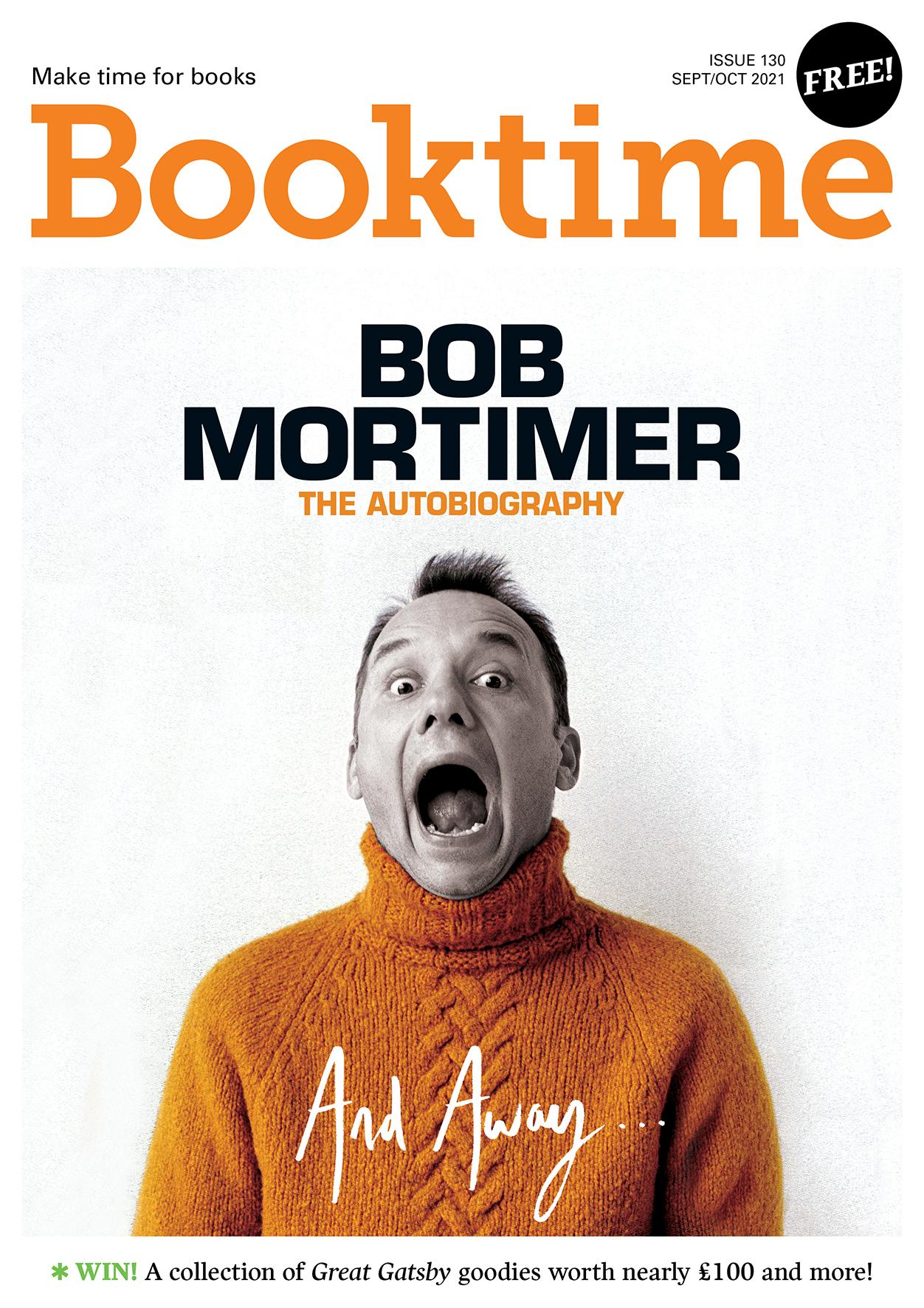 BOOKTIME SEPTEMBER OCTOBER 2021 COVER